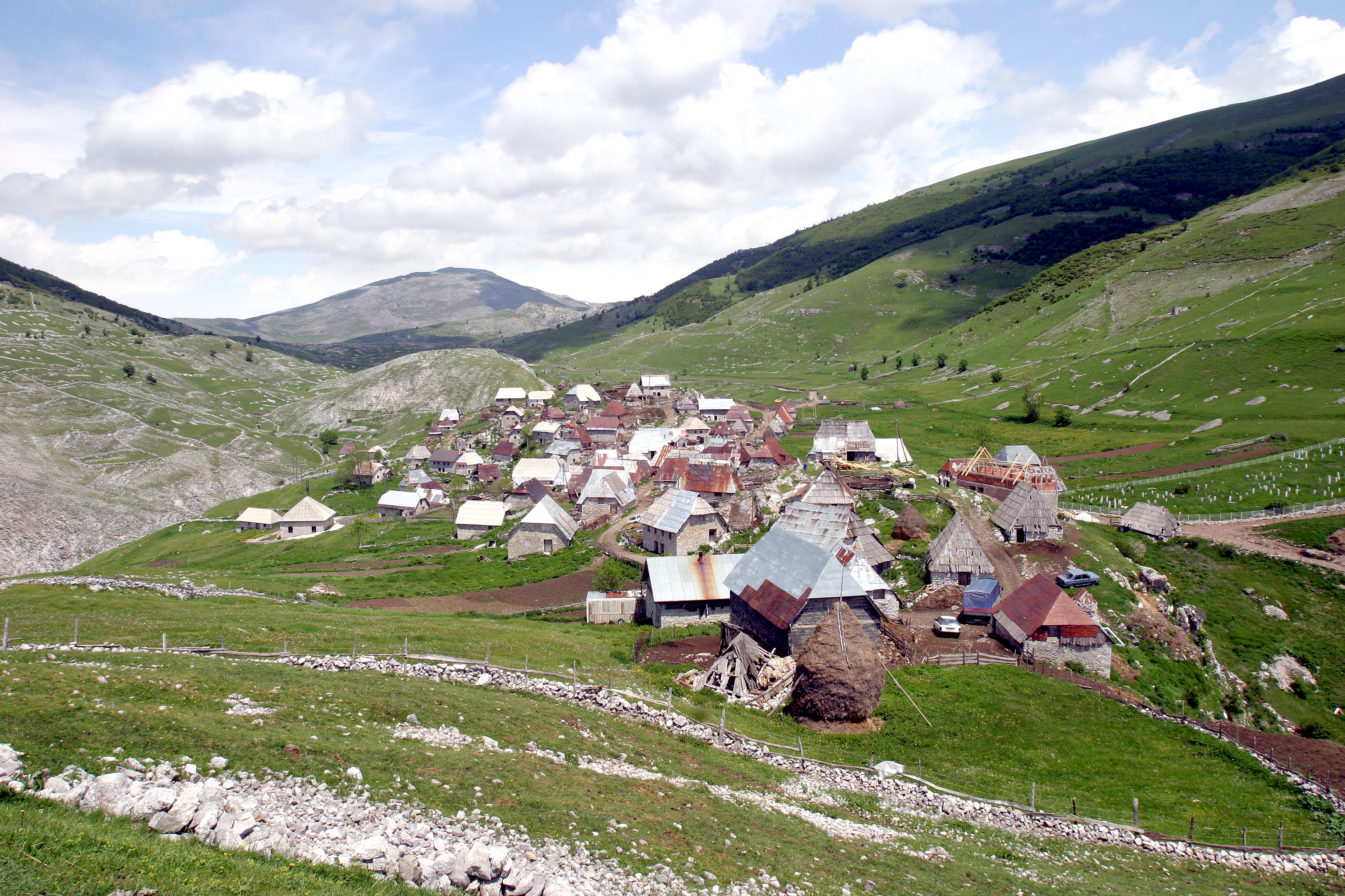 Lukomir The Highest And Most Isolated Village In Bosnia