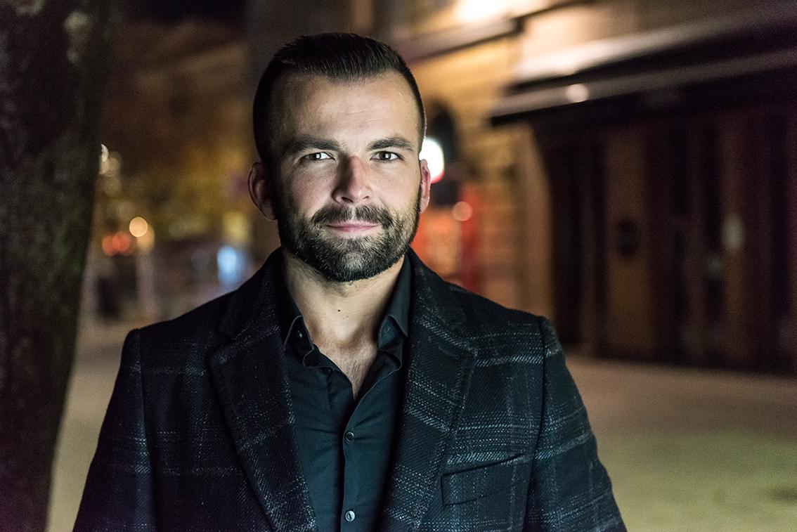 adnan haskovic postao otac